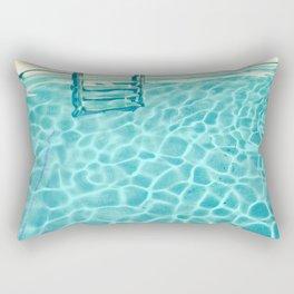 Swimming Pool IX Rectangular Pillow