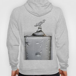 Cold shot glass drop Hoody