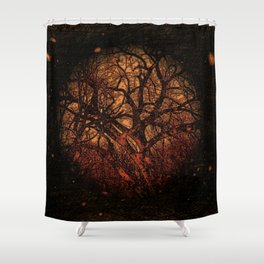 Arbor Mundi - Tree Cosmos Shower Curtain