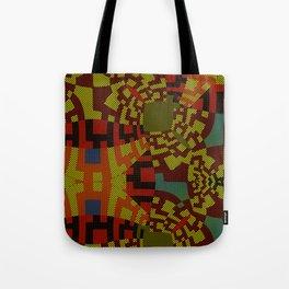 Eliope Maze Tote Bag