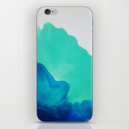 in a box iPhone Skin