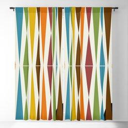 Mid-Century Modern Art 1.4 Blackout Curtain