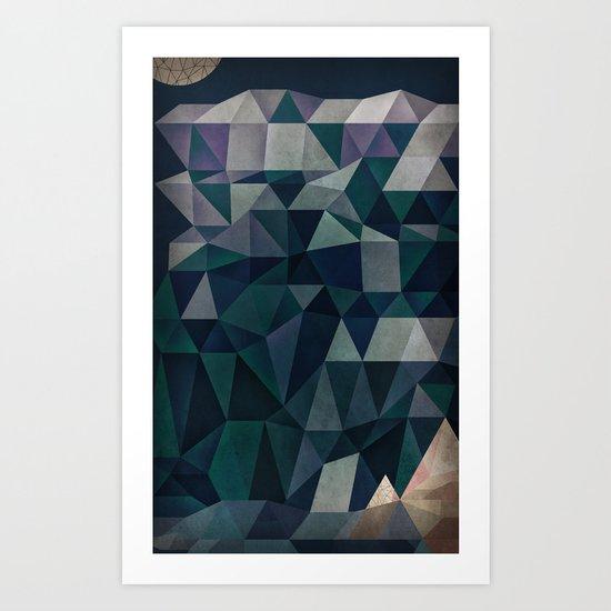 LYNDSCYPE Art Print