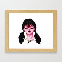 Rose Redux Framed Art Print