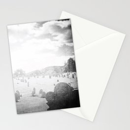 Cimitērium 1680 Stationery Cards