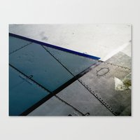 aviation Canvas Prints featuring Aviation by Paper Possible