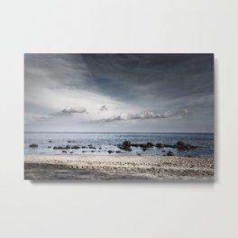 earth - water - sky Metal Print