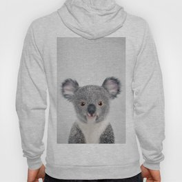 Baby Koala - Colorful Hoody