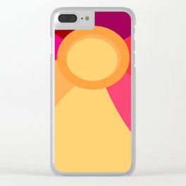 The Sun Clear iPhone Case