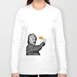 h u n g r y / e i n s t e i n Long Sleeve T-shirt
