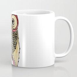 Owl Start the Kettle Coffee Mug