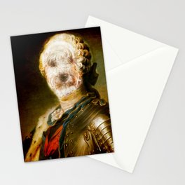 Monsieur Le marquis ! Stationery Cards