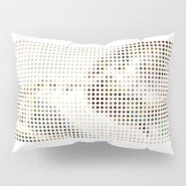 Adam's creation Pillow Sham