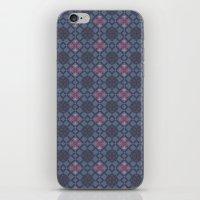 geo iPhone & iPod Skins featuring GEO  by NENE W