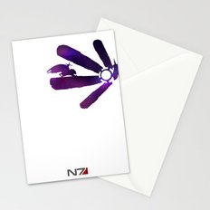 Mass Effect 1 (w/quote) Stationery Cards