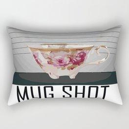 Mug Shot Rectangular Pillow