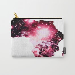 Pink Nebula Galaxy Africa Carry-All Pouch