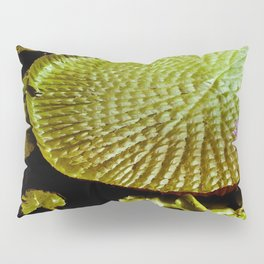 Life Upon A Lily Pad Pillow Sham