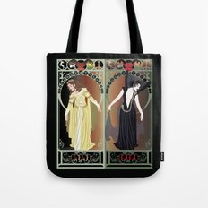 Legend Nouveau - Mirrored Tote Bag