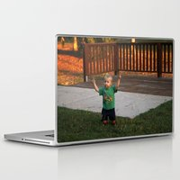 ace Laptop & iPad Skins featuring Ace by Samual Lewis Davis BMmSt CQU