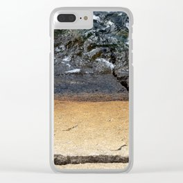 Slope Clear iPhone Case
