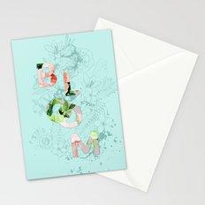Vintage Bloom V2 #society6 Stationery Cards