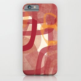 Another Geometry 3 iPhone Case