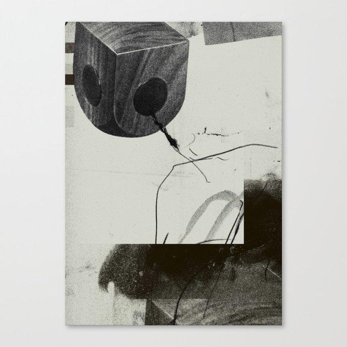 Peacemaker III Canvas Print