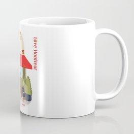 Love Honfleur Coffee Mug