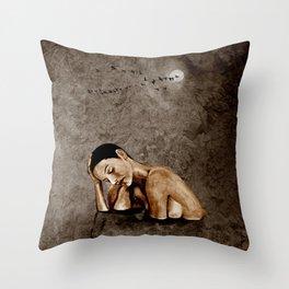 ELYSIUM - vintage version Throw Pillow