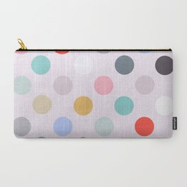 Polka Dots Carry-All Pouch