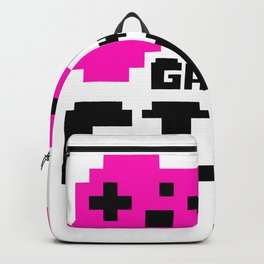 Yes Im a Game Girl Backpack