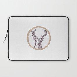 Oh, Deer! Laptop Sleeve