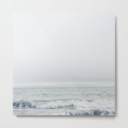 cove | muir beach, california Metal Print