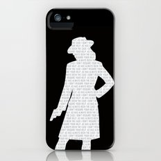 Agent Carter Slim Case iPhone SE