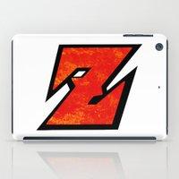 dbz iPad Cases featuring DBZ by Bradley Bailey