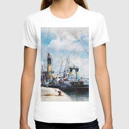 Trapani art 11 T-shirt