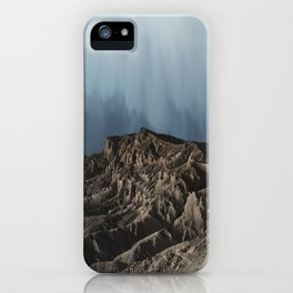 Abnormality (1 of 3) iPhone Case