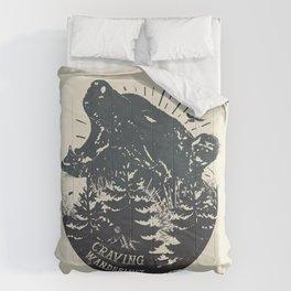 Craving wanderlust II Comforters