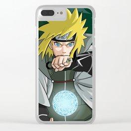 Minato Clear iPhone Case