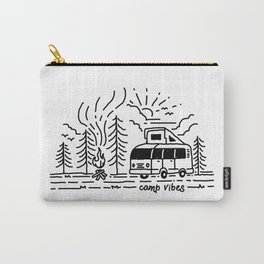 Camp Vibes Carry-All Pouch