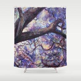 Scintillant Shower Curtain