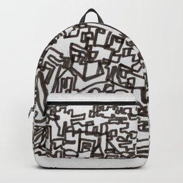 Lower Manhattan Line Backpack