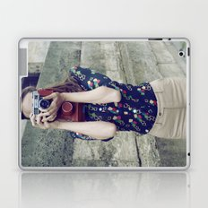 Paris Vintage 3 Laptop & iPad Skin