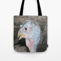 turkey Tote Bags featuring Turkey! by Twilight Wolf