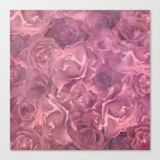 Our Love is Beautiful Canvas Print