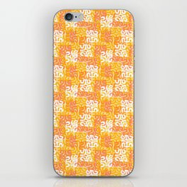 Swanky Mo Citrus iPhone Skin