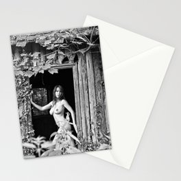 Nude Photography by Mary Bassett Stationery Cards