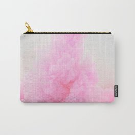 Pink Neon Smoke Clouds Carry-All Pouch