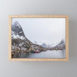 Reine Framed Mini Art Print